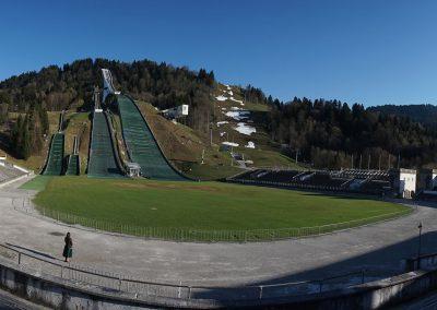 olympia 1936 Skistation Garmisch-Partenkirchen