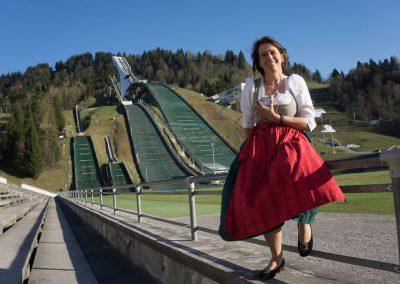 Olympia Skistation Garmisch-Partenkirchen