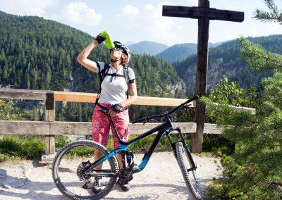 Biken im Karwendel