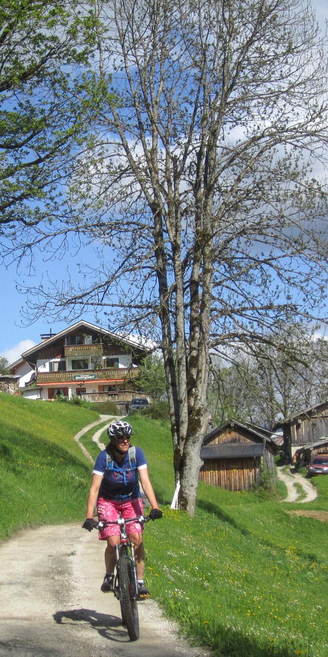 Biketour Garmisch-Partenkirchen