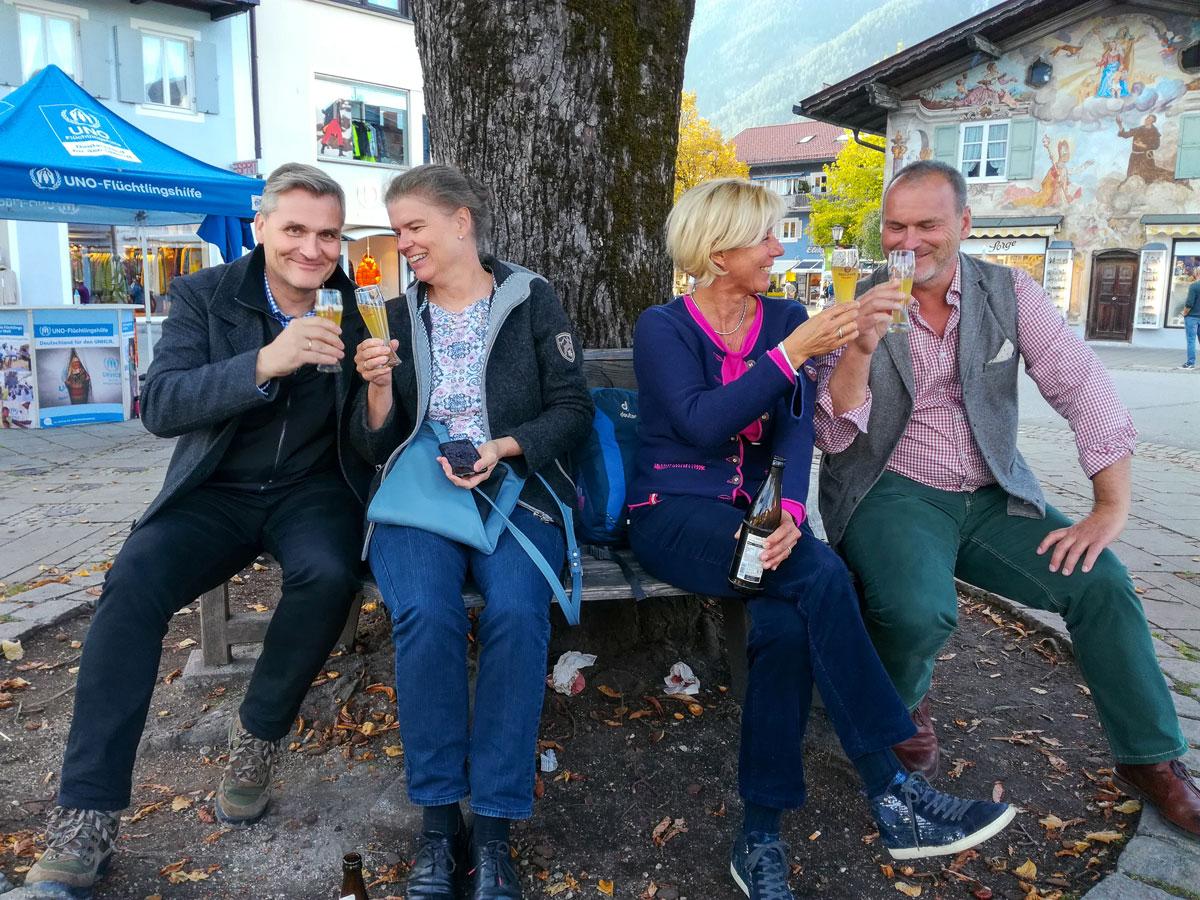 Kulinarische Führung Garmisch-Partenkirchen