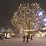 Winterspaziergang Mohrenplatz