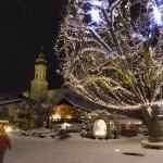 Winterspaziergang in Garmisch