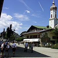 Kirchweih in Garmisch-Partenkirchen und ein Zöllner …