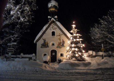 Kapelle in Klais