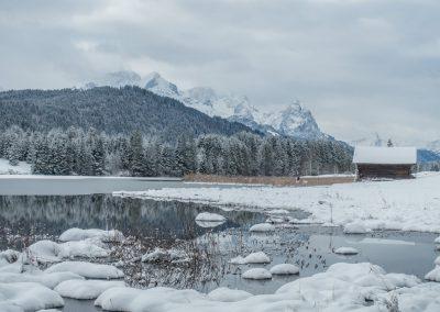 Geroldsee Winter