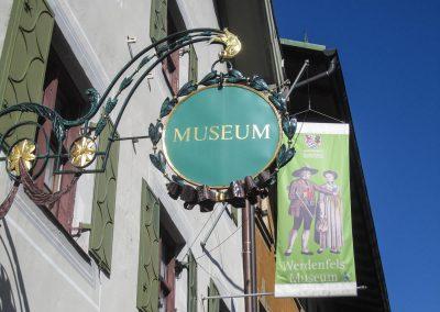 Werdenfels Museum Ludwigstraße