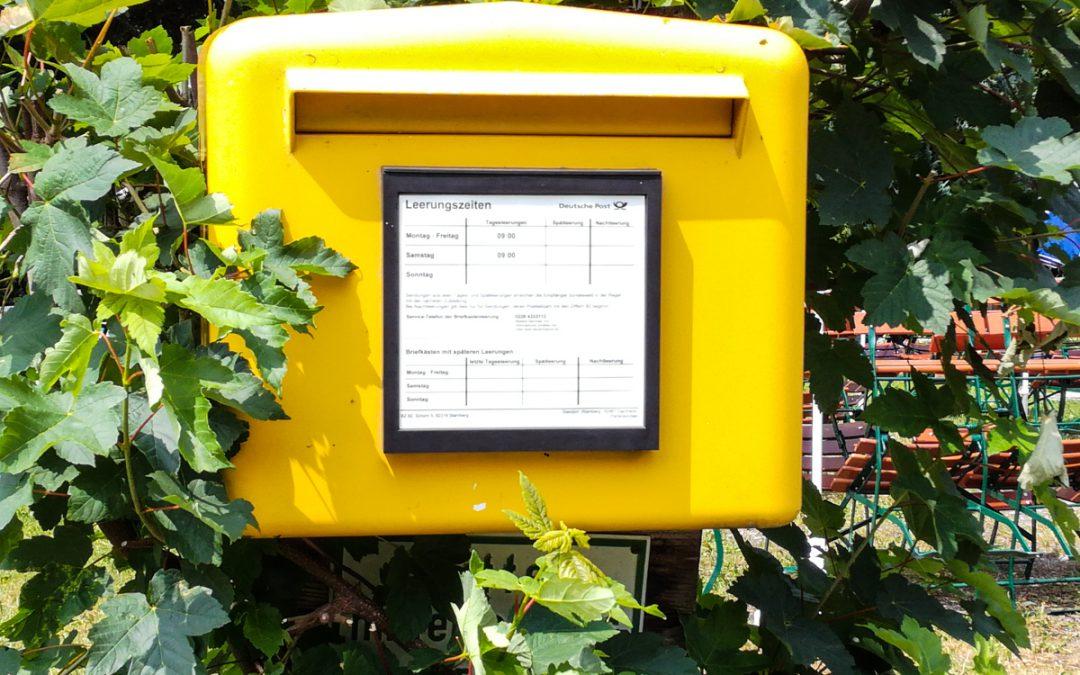 Post ist da! Brief- und Paketzusteller in den Garmisch-Partenkirchner Bergen