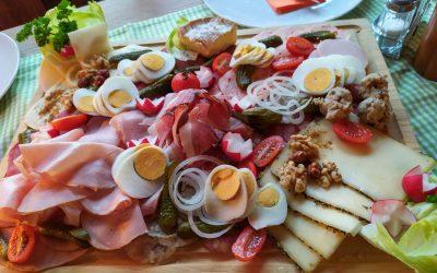 Die Oberbayerische Küche, Fastenzeit und der Biber