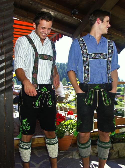 Tracht - Shoppen Garmisch-Partenkirchen